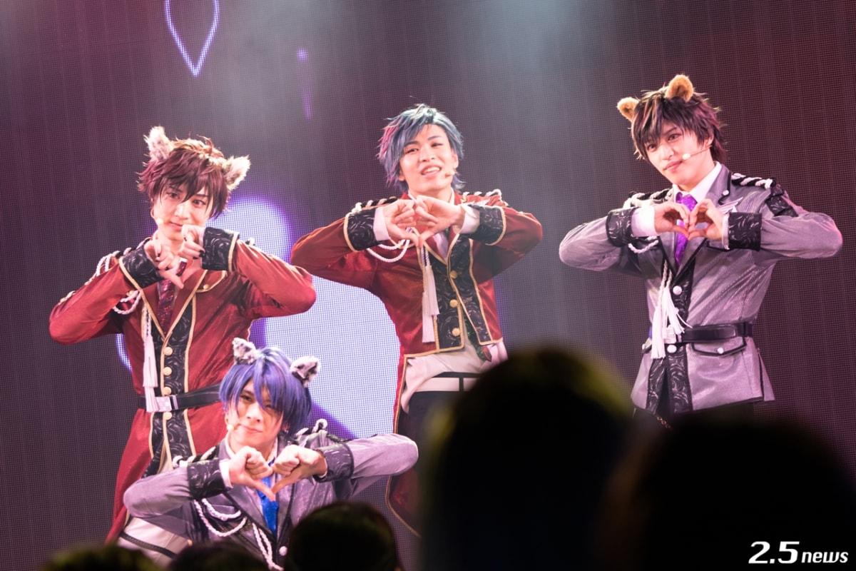 舞台「アニドルカラーズキュアステージ Clarity Showcase Live -Chapter0-」