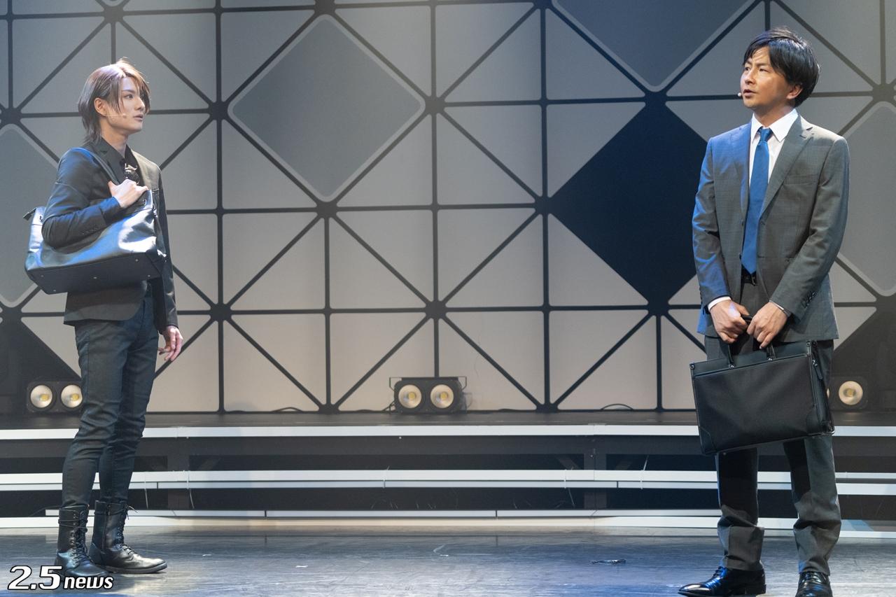 2.5次元ダンスライブ「VAZZROCK STAGE」Episode1『0carat』◆VAZZY・A公演◆