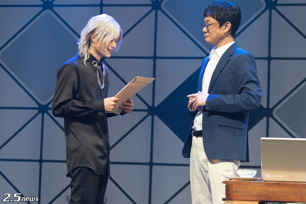 2.5次元ダンスライブ「VAZZROCK STAGE」Episode1『0carat』◆ROCK DOWN・A公演◆
