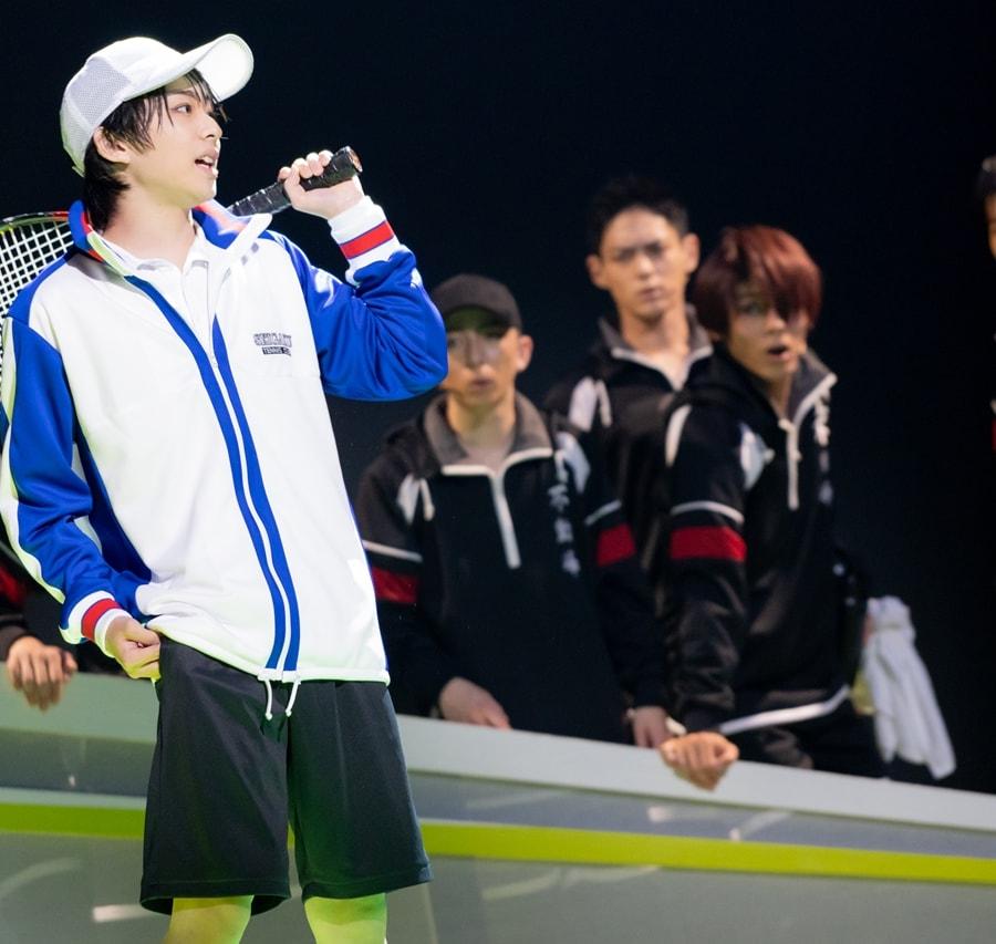ミュージカル『テニスの王子様』4thシーズン 青学(せいがく)vs不動峰