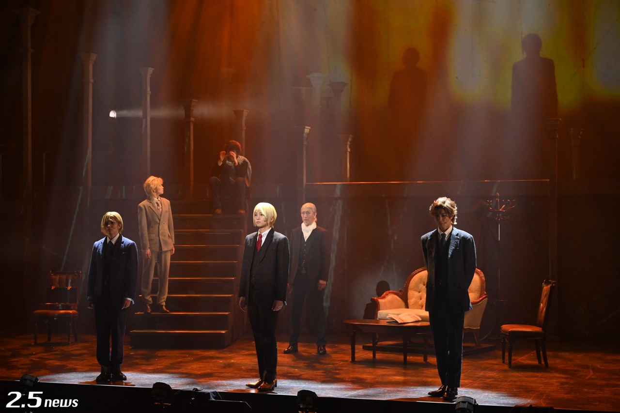 舞台「憂国のモリアーティ」case2