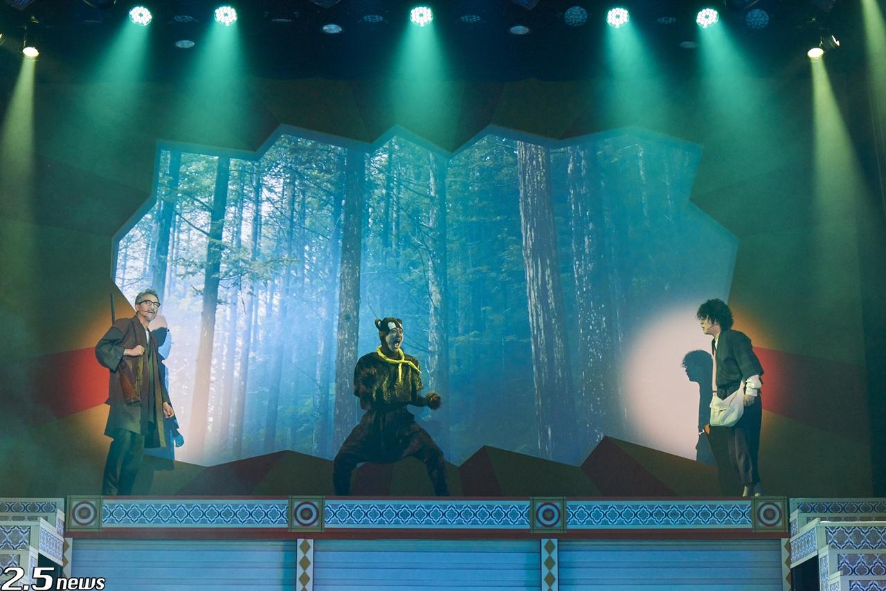 ナポリの男たち ch 特別回「舞台・ナポリの男たち」