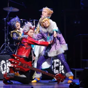 Live Musical「SHOW BY ROCK!!」-DO根性北学園編-夜と黒のReflection