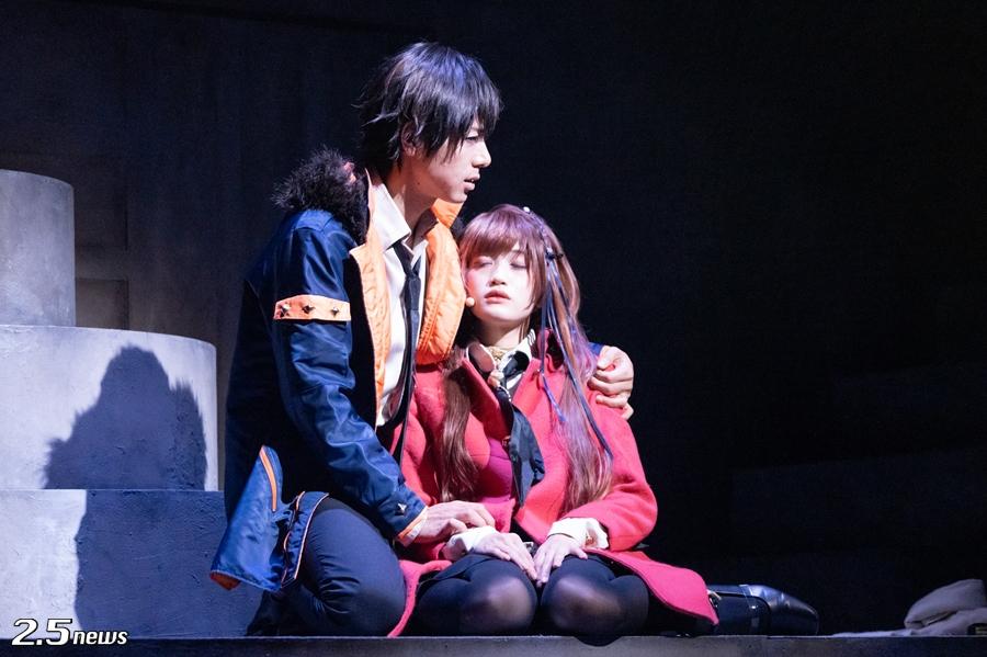 舞台『Collar×Malice -榎本峰雄編&笹塚尊編-』