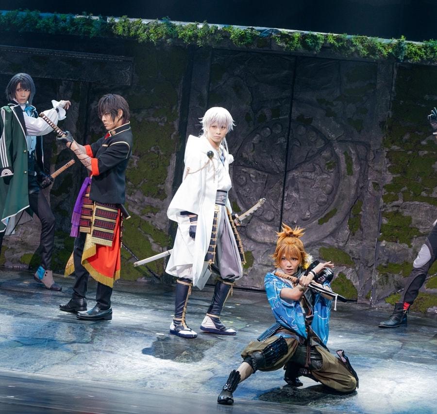 ミュージカル『刀剣乱舞』 ~静かの海のパライソ~