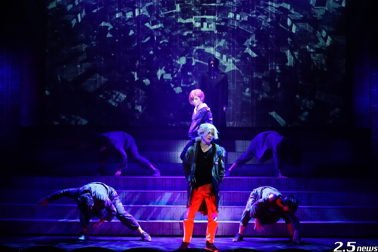 舞台「文豪ストレイドッグス 太宰、中也、十五歳」
