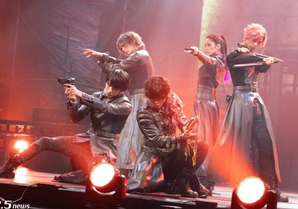 舞台「HELI-X Ⅱ〜アンモナイトシンドローム〜」